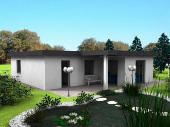 Flachdachbungalow Modern das magdeburghaus bungalow thale modern oder klassisch sie haben