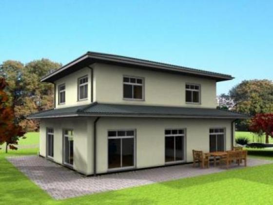 das magdeburghaus haus calbe stadtvilla das massives energiesparhaus als effizienzhaus 70. Black Bedroom Furniture Sets. Home Design Ideas