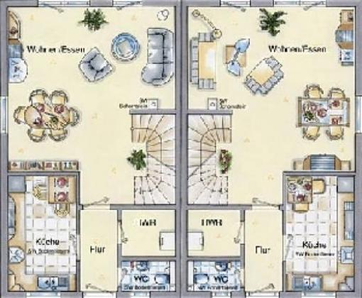 haus inkl grundst ck und nebenkosten. Black Bedroom Furniture Sets. Home Design Ideas