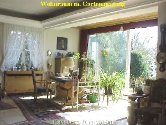 Komforthaus in bester Wohnlage Immobilienfrontal