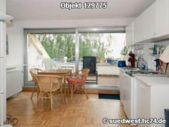 Rastatt Möblierte Zweizimmer Dachgeschosswohnung Immobilienfrontalde