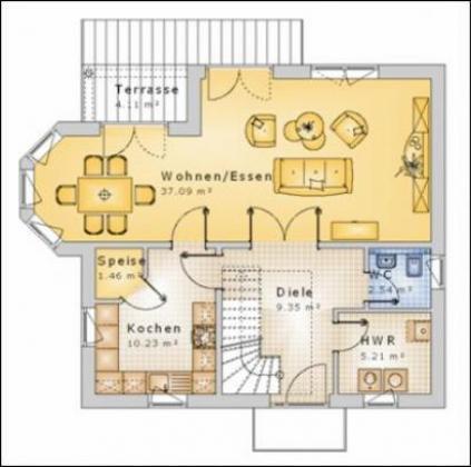Tolles Haus Mit Satteldach Erker Und Balkon Immobilienfrontal De