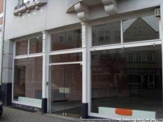 Wohn und Geschäftshaus in HF City Immobilienfrontal