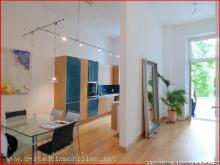 Exclusive penthouse-flat with nice terrace and in walking distance of the river Rhine Wohnung mieten 40213 Düsseldorf Bild klein