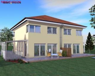 Häuser Bau Bochum bauen im neuen wohngebiet dorneburger mühlenbach grenze bochum